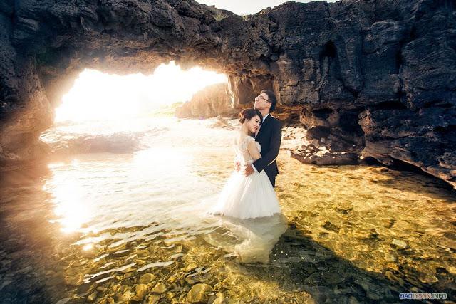 Trọn bộ ảnh cưới đẹp nhất tại Đảo Lý Sơn - Hình 3