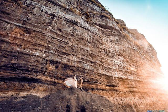 Trọn bộ ảnh cưới đẹp nhất tại Đảo Lý Sơn - Hình 10