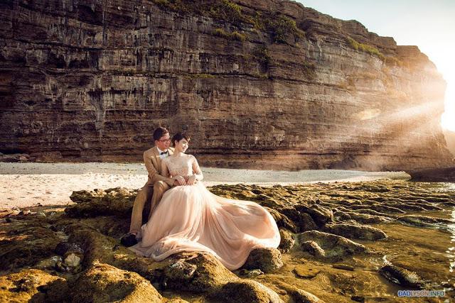Trọn bộ ảnh cưới đẹp nhất tại Đảo Lý Sơn - Hình 9