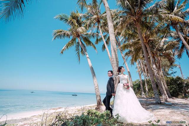 Trọn bộ ảnh cưới đẹp nhất tại Đảo Lý Sơn - Hình 6