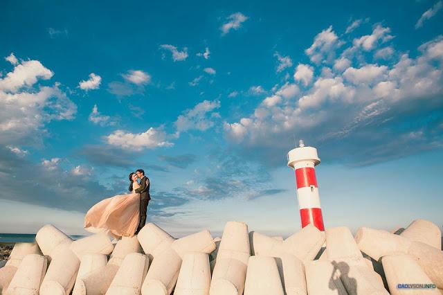 Bộ ảnh cưới đẹp như mơ tại Lý Sơn - hình 8