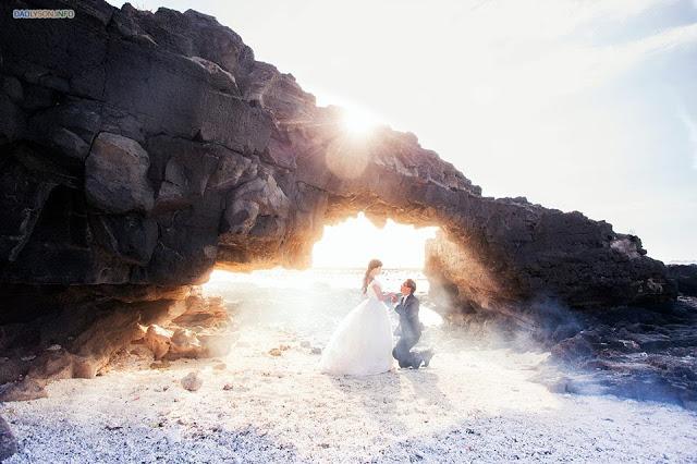Bộ ảnh cưới đẹp như mơ tại Lý Sơn - hình 6