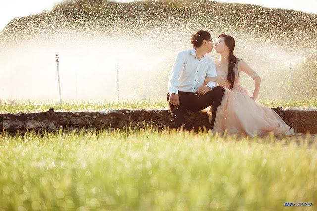 Bộ ảnh cưới đẹp như mơ tại Lý Sơn - hình 2