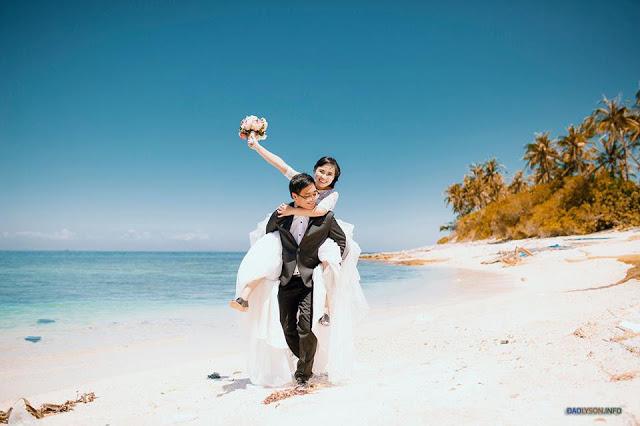 Bộ ảnh cưới đẹp như mơ tại Lý Sơn - hình 4