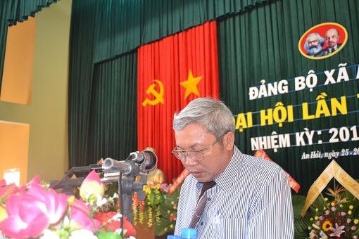 Đảng bộ xã An Hải tổ chức Đại hội lần thứ XIV, nhiệm kỳ (2015-2020 ) - Hình 4