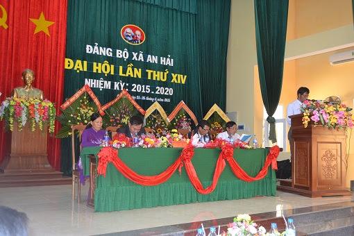 Đảng bộ xã An Hải tổ chức Đại hội lần thứ XIV, nhiệm kỳ (2015-2020 ) - Hình 3