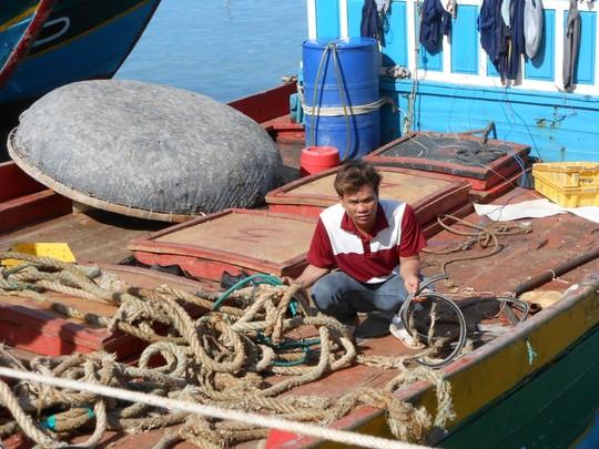 Tàu cá Lý Sơn bị tàu Trung Quốc cướp tài sản hai lần  - hình 1