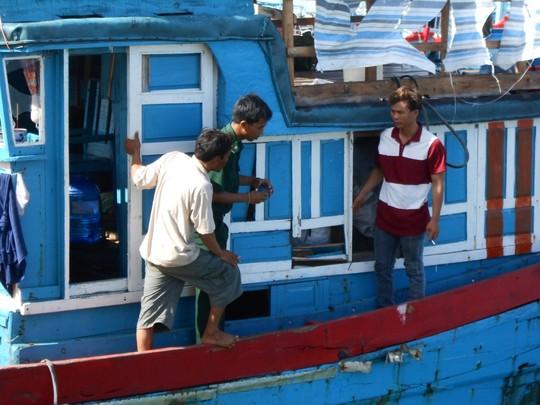 Tàu cá Lý Sơn bị tàu Trung Quốc cướp tài sản hai lần  - hình 2