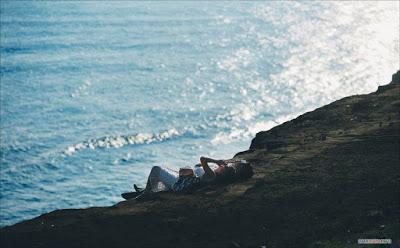 Sự hài hòa giữa uyên ương và thiên nhiên, cũng như phong cách tự do, phóng khoáng của nhiếp ảnh gia đã tạo nên nhiều bức ảnh đẹp.