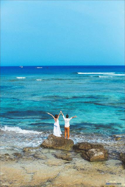 Trọn bộ ảnh cưới tại hòn đảo thiên đường của Việt Nam - Hình 14