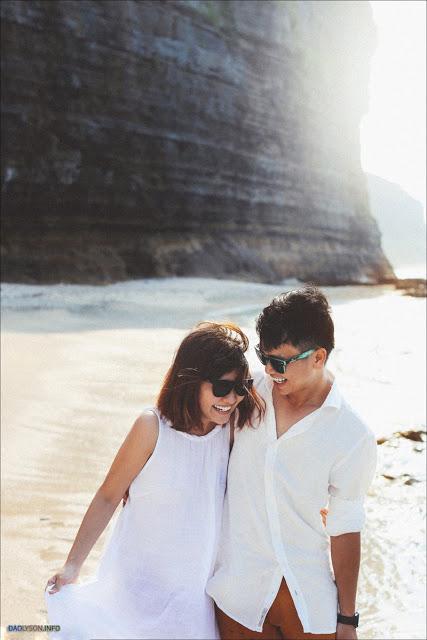 Trọn bộ ảnh cưới tại hòn đảo thiên đường của Việt Nam - Hình 4