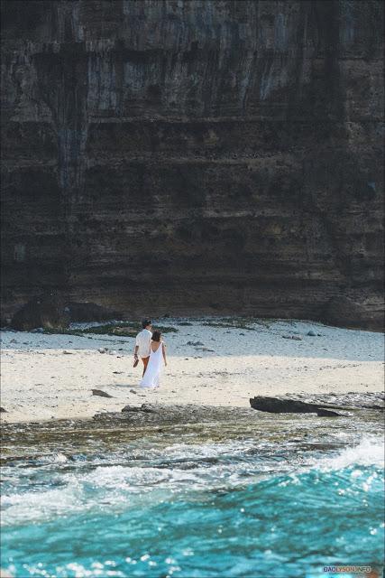 Trọn bộ ảnh cưới tại hòn đảo thiên đường của Việt Nam - Hình 6
