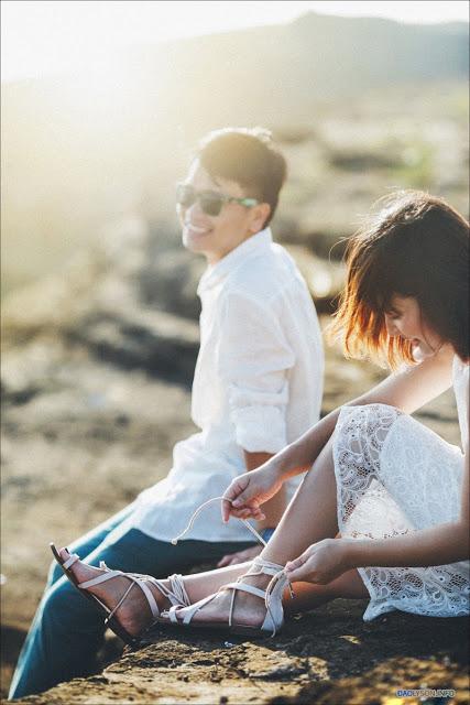 Trọn bộ ảnh cưới tại hòn đảo thiên đường của Việt Nam - Hình 8