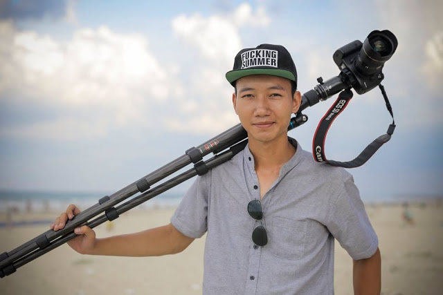 Đạo diễn clip Lý Sơn: Đặng Tiến Trung