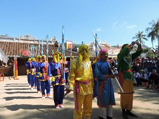"""Chương trình """"Làng Việt"""" tổ chức tại Lý Sơn - Hình 12"""