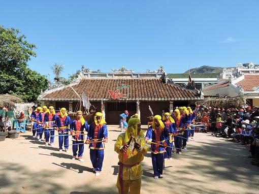 """Chương trình """"Làng Việt"""" tổ chức tại Lý Sơn - Hình 13"""
