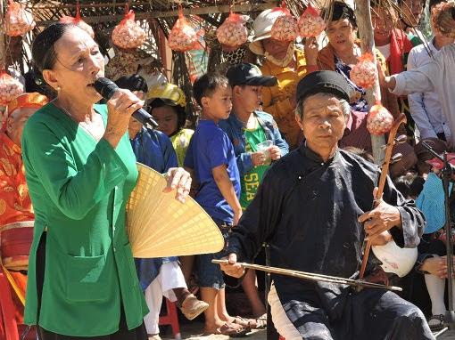 """Chương trình """"Làng Việt"""" tổ chức tại Lý Sơn - Hình 14"""