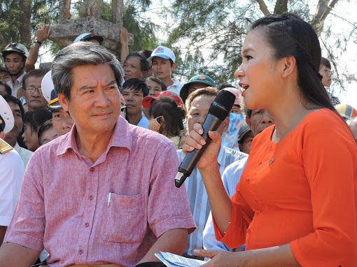 """Chương trình """"Làng Việt"""" tổ chức tại Lý Sơn - Hình 15"""