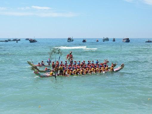 """Chương trình """"Làng Việt"""" tổ chức tại Lý Sơn - Hình 16"""