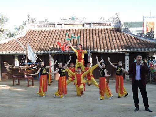 """Chương trình """"Làng Việt"""" tổ chức tại Lý Sơn - Hình 2"""
