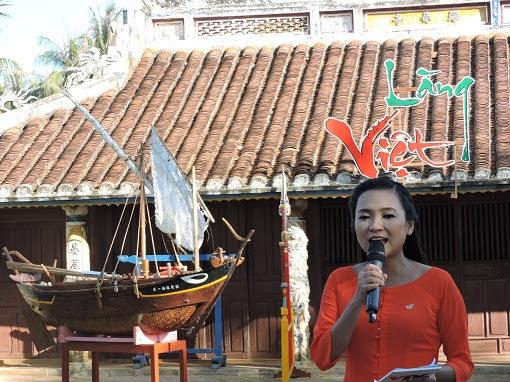 """Chương trình """"Làng Việt"""" tổ chức tại Lý Sơn - Hình 3"""