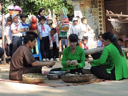 """Chương trình """"Làng Việt"""" tổ chức tại Lý Sơn - Hình 5"""