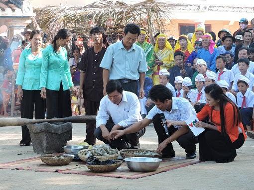 """Chương trình """"Làng Việt"""" tổ chức tại Lý Sơn - Hình 6"""