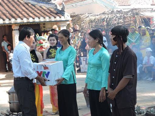 """Chương trình """"Làng Việt"""" tổ chức tại Lý Sơn - Hình 7"""
