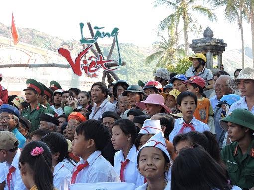 """Chương trình """"Làng Việt"""" tổ chức tại Lý Sơn - Hình 8"""