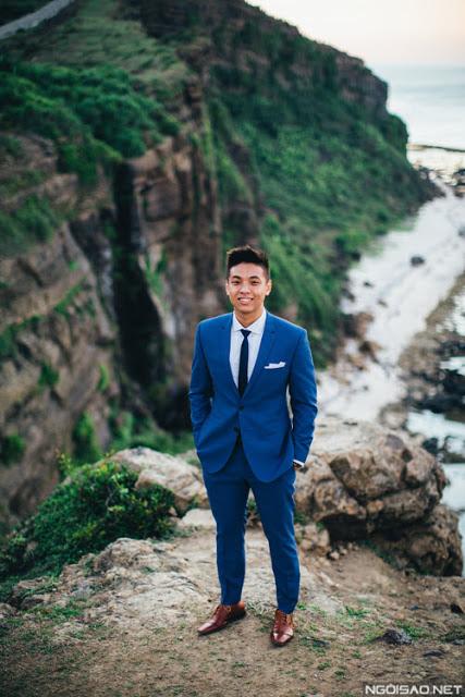 Clip cưới tuyệt đẹp tại Lý Sơn - Hình 2