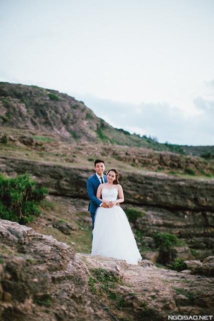 Clip cưới tuyệt đẹp tại Lý Sơn - Hình 3