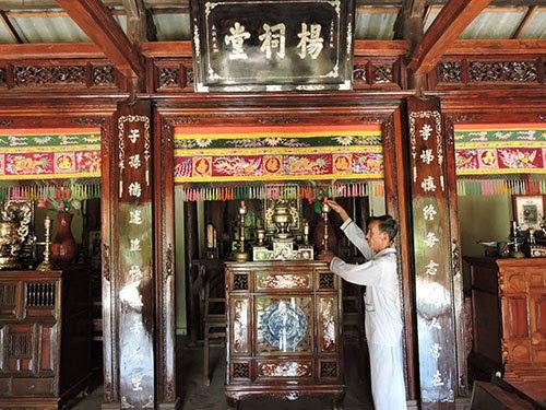 Ngôi nhà cổ hơn 200 năm ở Lý Sơn - Hình 1