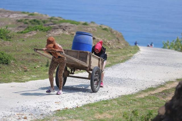 Cuộc đua kỳ thú 2015: Các đội chơi rơi nước mắt ở đảo Lý Sơn - Hình 1