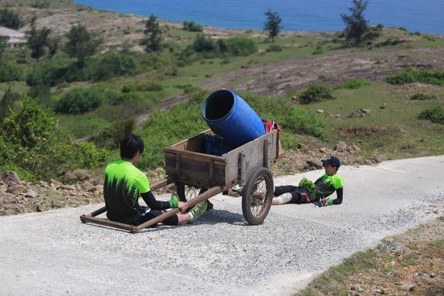 Cuộc đua kỳ thú 2015: Các đội chơi rơi nước mắt ở đảo Lý Sơn - Hình 3