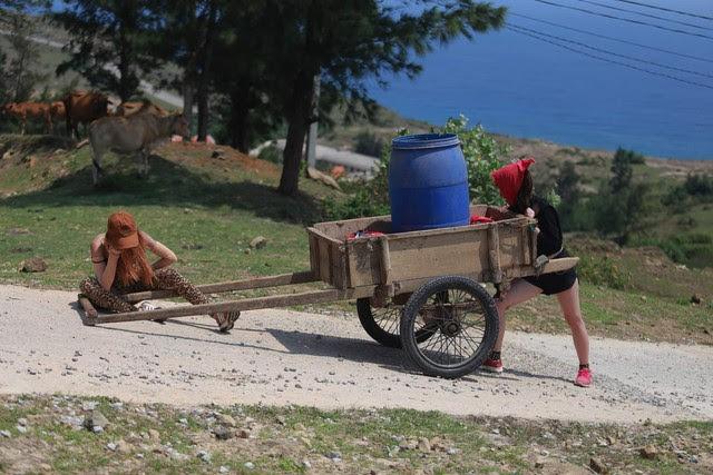 Cuộc đua kỳ thú 2015: Các đội chơi rơi nước mắt ở đảo Lý Sơn - Hình 4