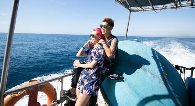 Cường Seven làm MV ở Đảo Lý Sơn - Hình 1