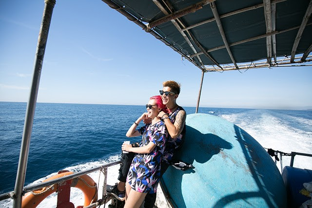 Cường Seven làm MV ở Đảo Lý Sơn - Hình 7