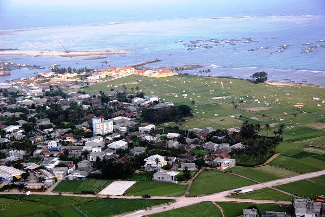 Huyện Lý Sơn có vị trí chiến lược về an ninh quốc phòng