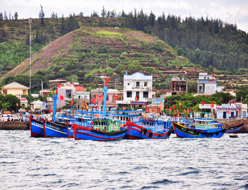 Thuê tư vấn Singapore lập quy hoạch đảo Lý Sơn