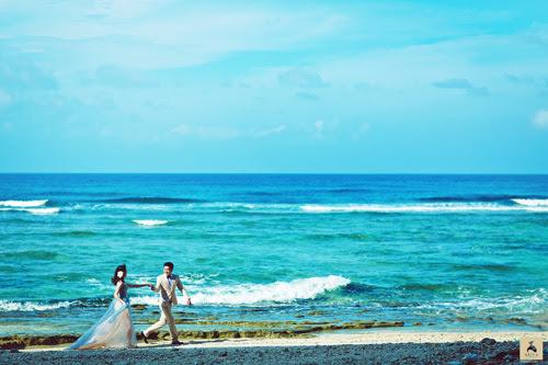 Tình yêu hòa mình giữa mênh mông trời đất, biển khơi