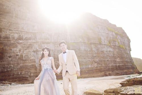 Bộ ảnh cưới đẹp như mơ tại đảo thiên đường Lý Sơn - Hình 9