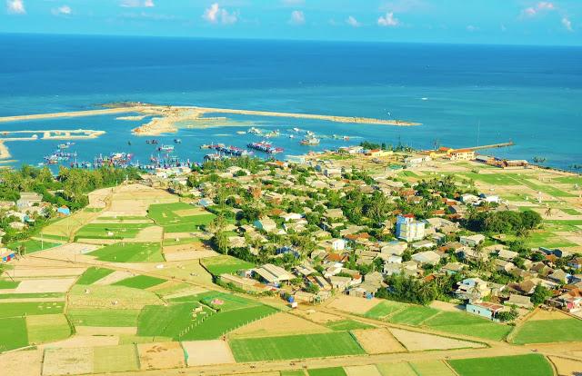 Đảo Lý Sơn tuyên truyền người dân sử dụng nước tiết kiệm