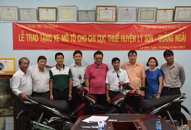 Trong năm nay, Sở GDCK Hà Nội đã có nhiều chương trình thiết thực hướng về biển đảo quê hương.