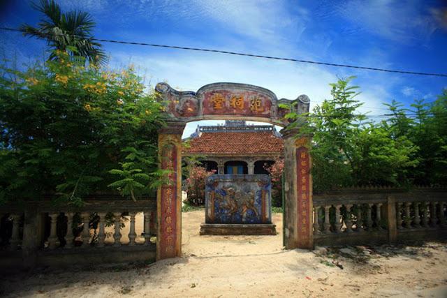 Ngôi nhà cổ đặc biệt nhất đảo Lý Sơn - Hình 1