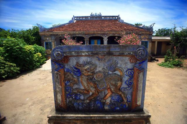 Ngôi nhà cổ đặc biệt nhất đảo Lý Sơn - Hình 2