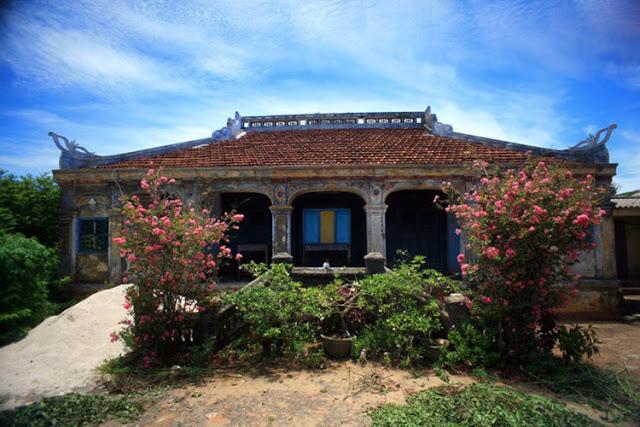 Ngôi nhà cổ đặc biệt nhất đảo Lý Sơn - Hình 3