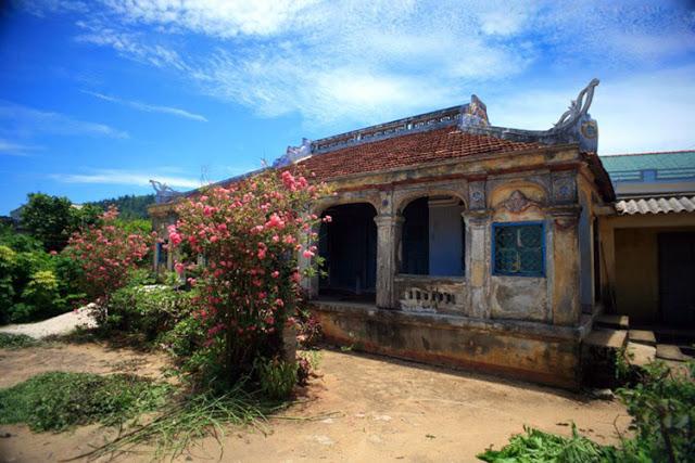 Ngôi nhà cổ đặc biệt nhất đảo Lý Sơn - Hình 4