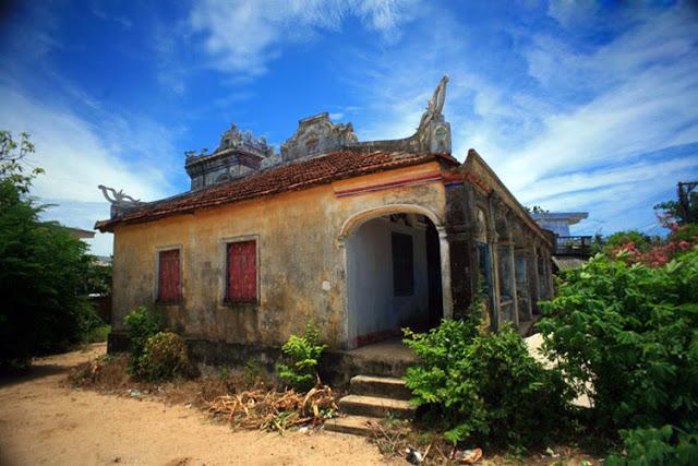 Ngôi nhà cổ đặc biệt nhất đảo Lý Sơn - Hình 8