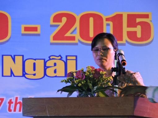 Lý Sơn: Khai mạc phiên chợ hàng Việt về hải đảo năm 2015 - Hình 8