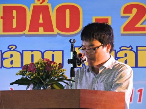 Lý Sơn: Khai mạc phiên chợ hàng Việt về hải đảo năm 2015 - Hình 7